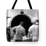 Black Hole One Tote Bag
