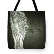 Black Horse Sight Tote Bag