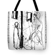 Black Ivory Issue 1 Page 11 Tote Bag