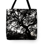 Black Jack Oak Tote Bag