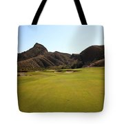 Black Jack's Crossing Golf Course Hole 11 Tote Bag