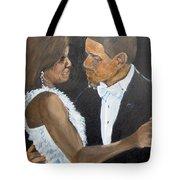 Black Love Is Black Power Tote Bag by Saundra Johnson