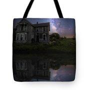 Black Mirror Tote Bag