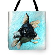 Black Moor Tote Bag