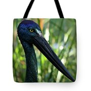 Black Necked Stork 1 Tote Bag