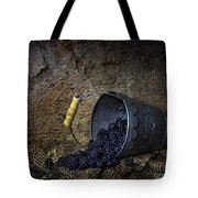 Black Pearls Tote Bag