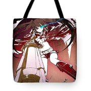 Black Rock Shooter Tote Bag