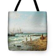 Black Sea Coast Tote Bag
