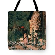 Black Sharecroppers, 1879 Tote Bag