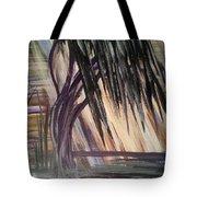 Black Swamp Tote Bag