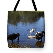 Black Swan's Tote Bag
