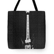 Black Thunder Tote Bag