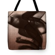 Black Vector Apparition Tote Bag