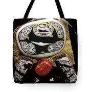 Black White And A Little Spice Tote Bag