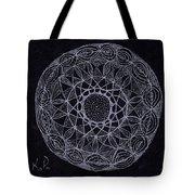 Black Zen 2 Tote Bag