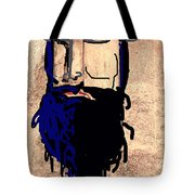 Blackbeard The Pirate Tote Bag