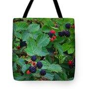Blackberries 1 Tote Bag