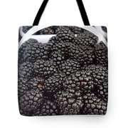 Blackberries Tote Bag
