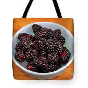 Blackberries 134 Tote Bag