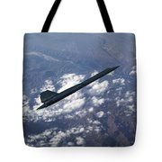Blackbird Going Supersonic Tote Bag