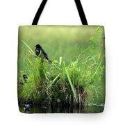 Blackbird Island Tote Bag