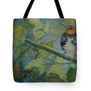 Blackburnian Warbler I Tote Bag