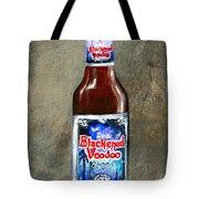Blackened Voodoo Beer Tote Bag