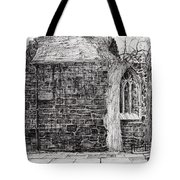 Blackfriars Chapel St Andrews Tote Bag