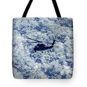 Blackhawk Uh - 60 Tote Bag