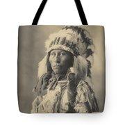Blackheart Ogalalla Sioux Tote Bag