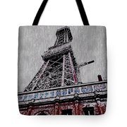 Blackpool Tower Tote Bag