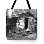 Blacksmith And Tool Shed Tote Bag
