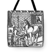 Blacksmith, C1250 Tote Bag