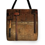 Blacksmith Tools Tote Bag
