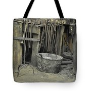 Blacksmith's Bucket Tote Bag