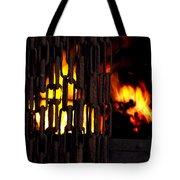 Blacksmiths Furnace Tote Bag
