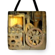 Blacksmiths Shop Tote Bag