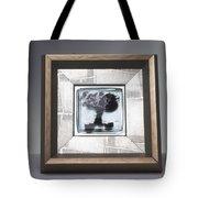 Blacktree Framed Tote Bag
