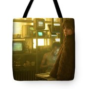 Blade Runner 2049 Tote Bag