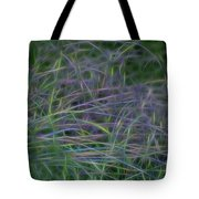 Blades Of Color Tote Bag