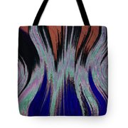 Blades Of Fire Tote Bag