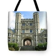 Blair Hall Princeton Tote Bag by John Greim