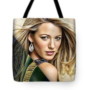 Blake Lively Collection Tote Bag