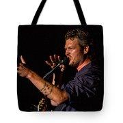 Blake Shelton Tote Bag