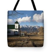 Blanca Colorado Tote Bag