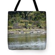 Blanco River - Texas Tote Bag
