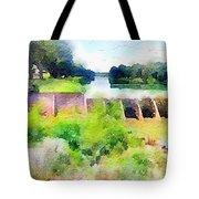 Blanco River Tote Bag