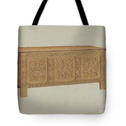 Blanket Chest Tote Bag