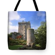 Blarney Castle, Co Cork, Ireland Tote Bag by The Irish Image Collection