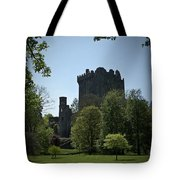 Blarney Castle Ireland Tote Bag